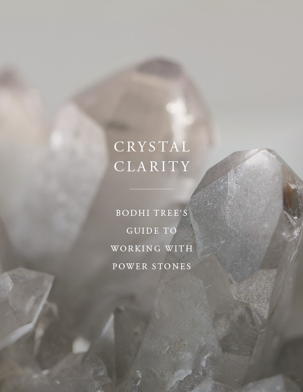 Crystal Clarity Ebook Cover