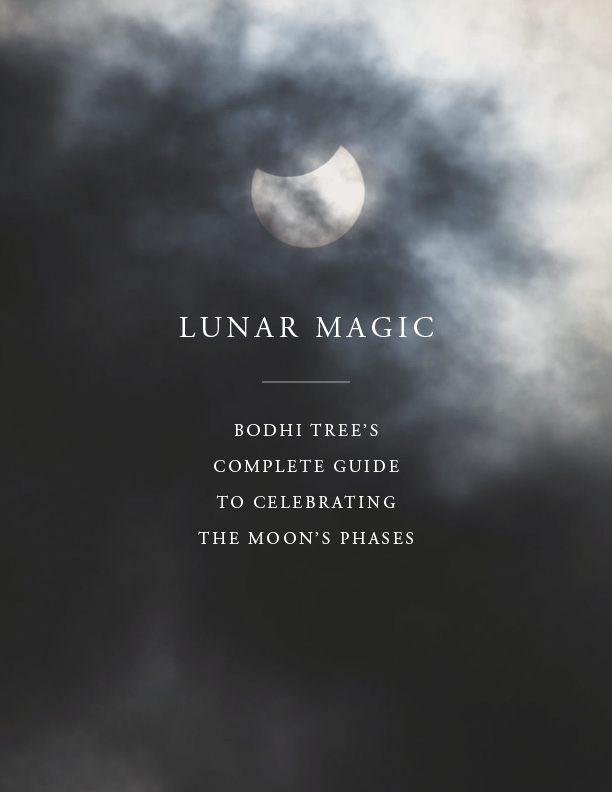 Lunar Magic Ebook Cover