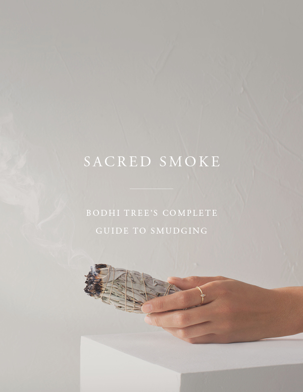 Sacred Smoke Ebook Cover