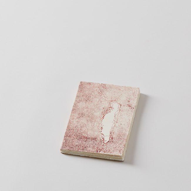 Elam Lias 0 Tarlatane Gauze Handmade Paper Journal