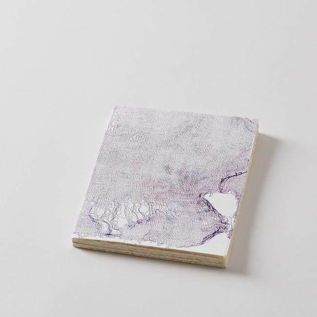 Elam Lias 3 Tarlatane Gauze Handmade Paper Journal