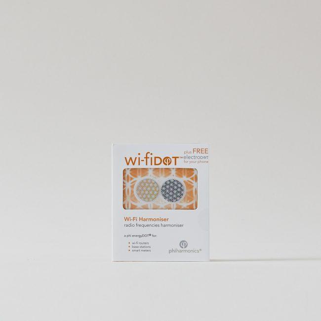 Phi electroDOT & wi-fiDOT Anti EMF Set