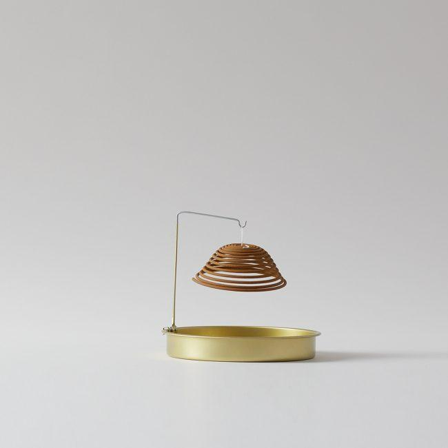 Shoyeido Seventh Night Coil Incense Holder