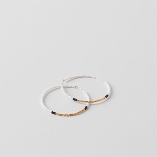 Sidai Designs Large Hoop Earrings