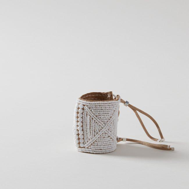 Sidai Designs Wide Leather Cuff