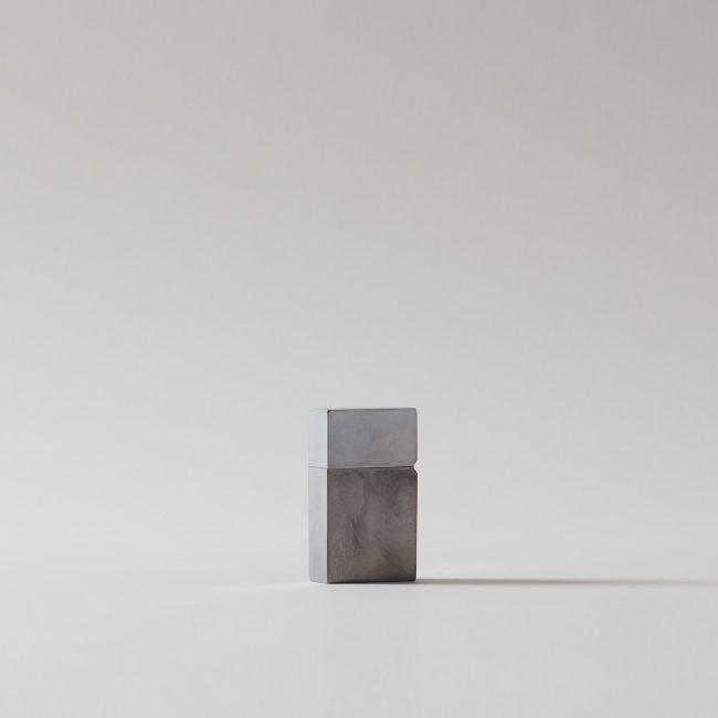 Tsubota Hard Edge Aluminum Lighter