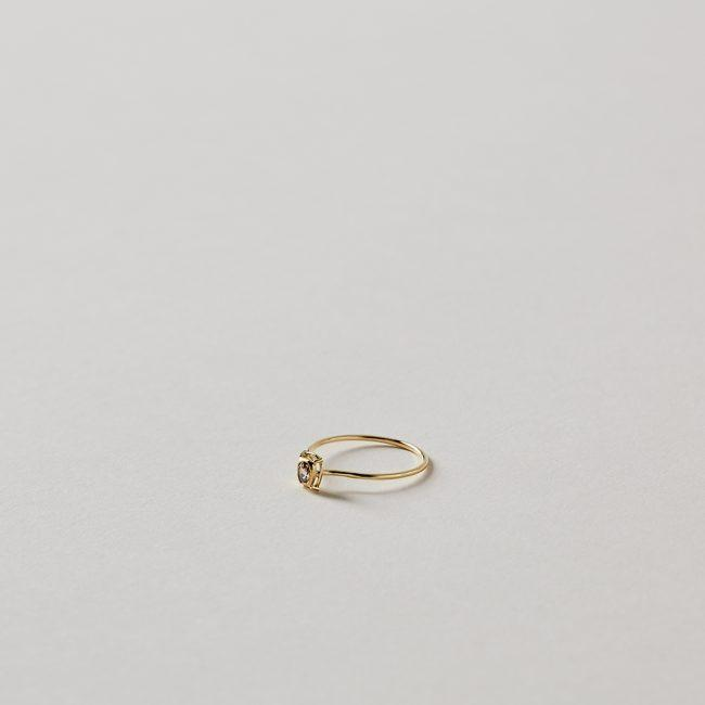 Tura Sugden Petite Diamond Stack Ring