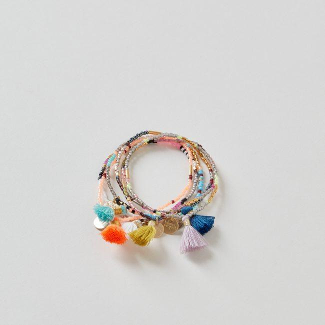 "Bluma Project Capri Bracelet 7"""