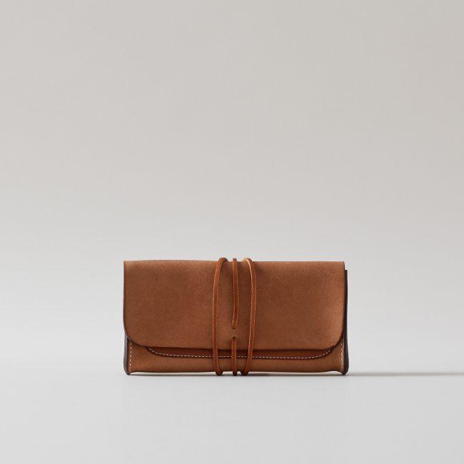 Scents of Awe Leather Ritual Kit Bag