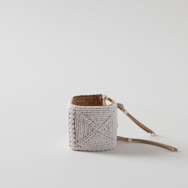 Sidai Designs Leather Cuff Bracelet