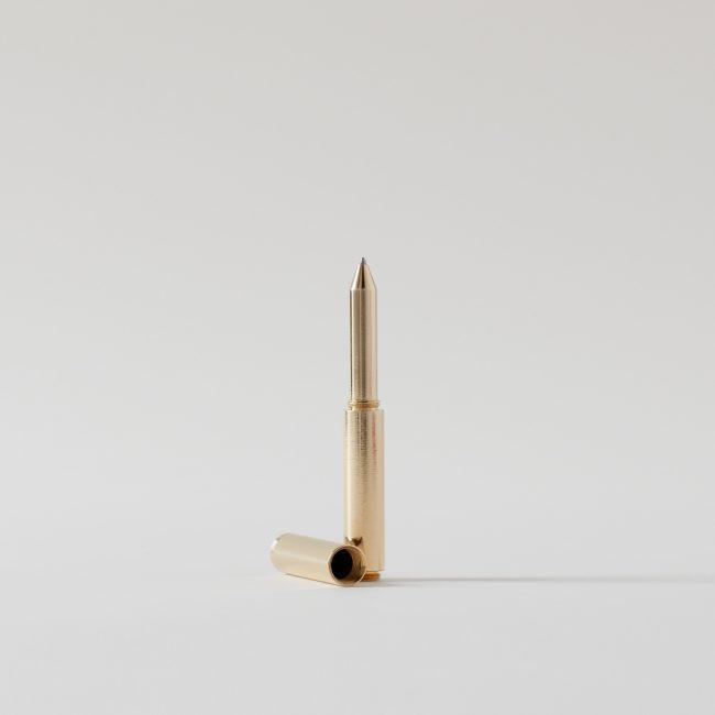 Handmade Brass Pen