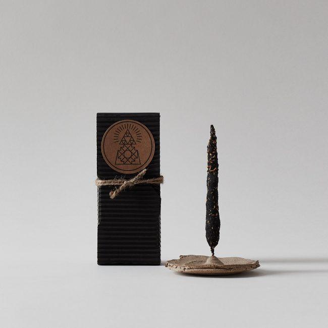 Incausa Special Edition Palo Santo, Breu Resin Incense blend