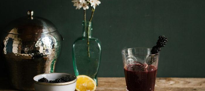 Why You Should Drink Vinegar Shrubs
