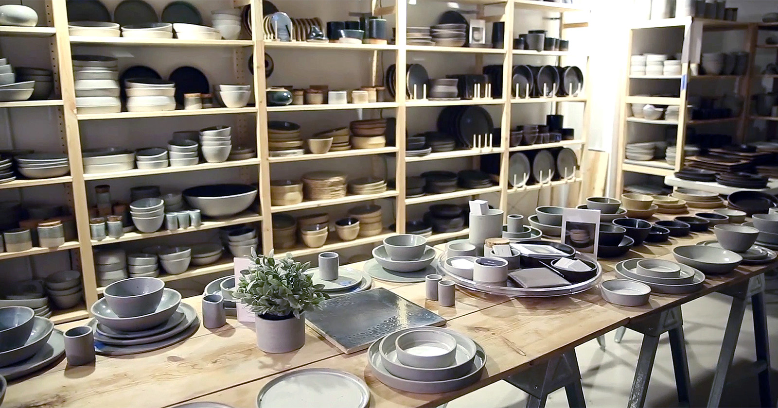 Behind the Scenes with Humble Ceramics