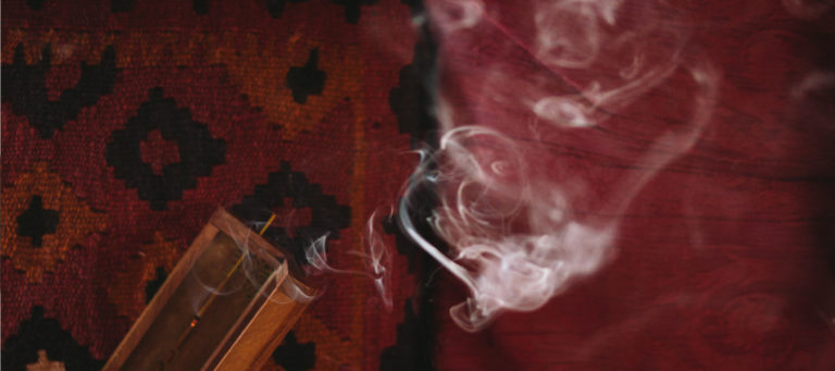 The History of Incense