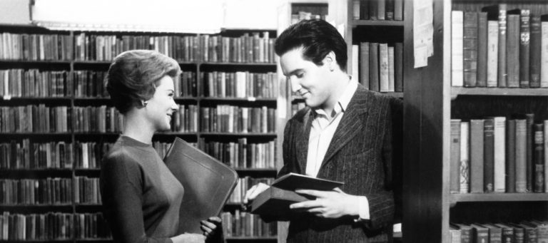 From the Archives: Elvis Presley's Bodhi Tree Book List