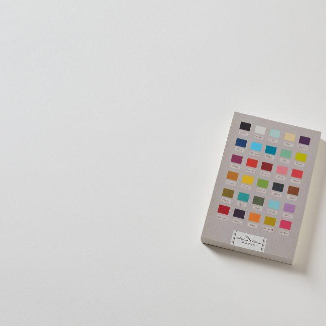 Alibabette 30 Nuances Blank Art Notebook