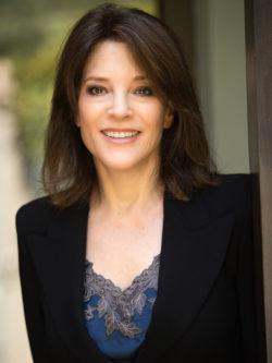 photo of Marianne Williamson