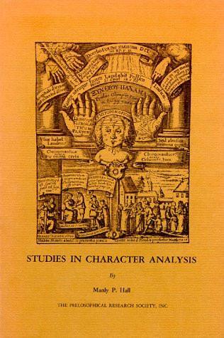 Studies in Character Analysis