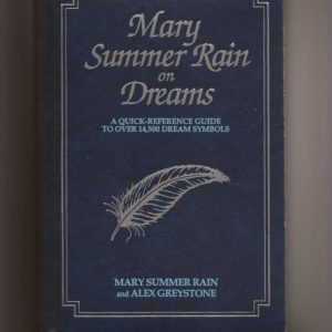 Mary Summer Rain on Dreams