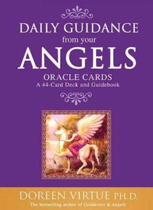 Daily Guidance from Your Angels Oracle Cards : 44 Cards Plus Booklet