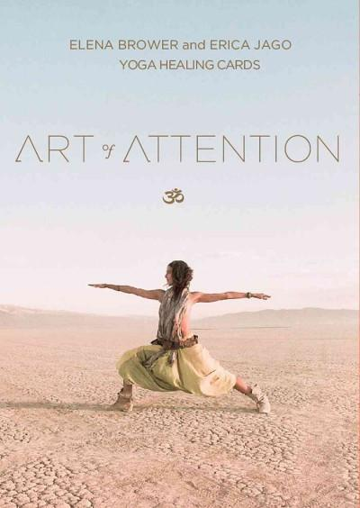 Art of Attention : Yoga Healing Cards