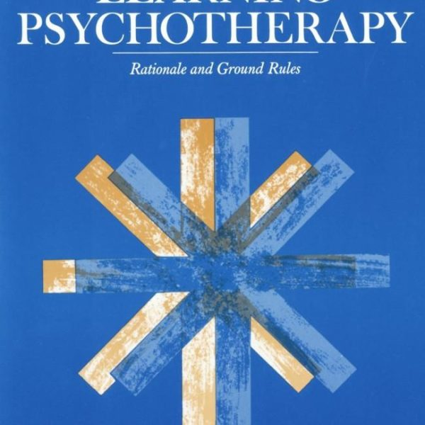 Learning Psychotherapy