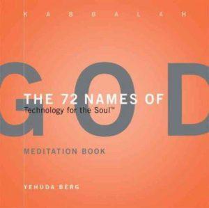 72 Names of God Meditation Book