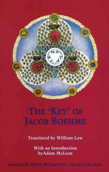 Key of Jacob Boehme
