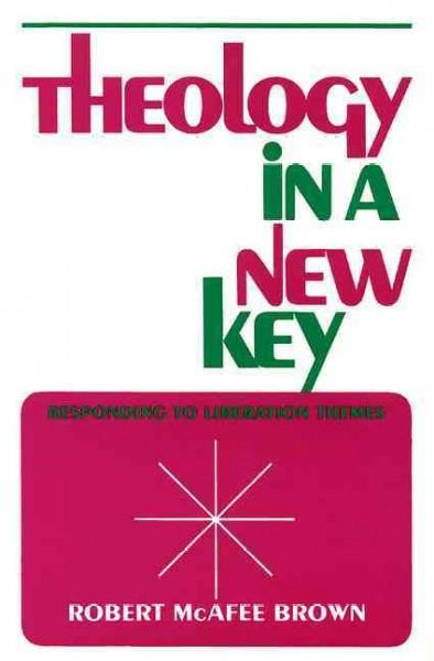 Theology in a New Key
