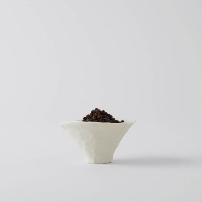 Isabel Halley Ceramics Handmade Porcelain Pinch Pot