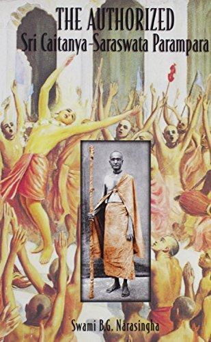 Authorized Sri Caitanya-Saraswanta Parampara