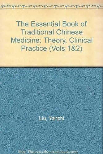Essential Book of Traditional Chinese Medicine