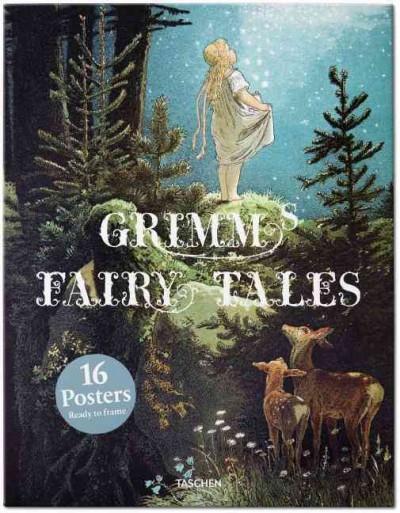 Grimm Fairy Tales Print Set