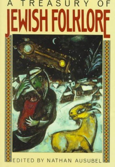 Treasury of Jewish Folklore