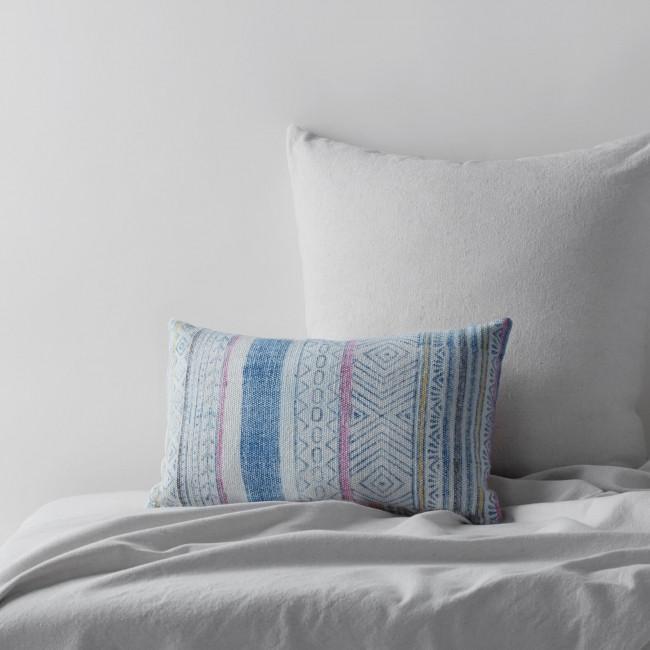 Over Dyed Small Lumbar Pillow