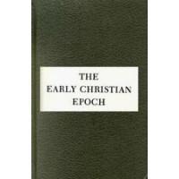 Early Christian Epoch