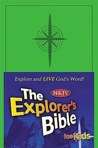 Explorers Bible for Kids