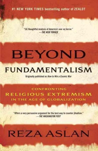Beyond Fundamentalism