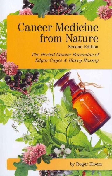Cancer Medicine from Nature
