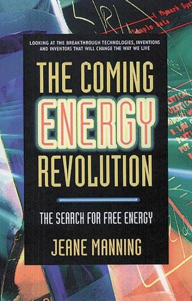 Coming Energy Revolution