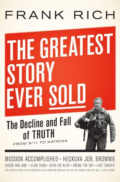 Greatest Story Ever Sold