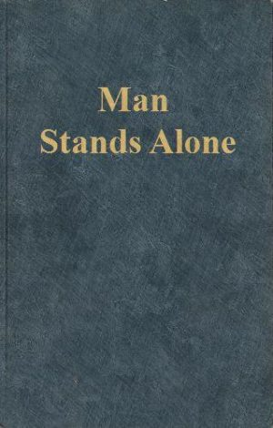 Man Stands Alone