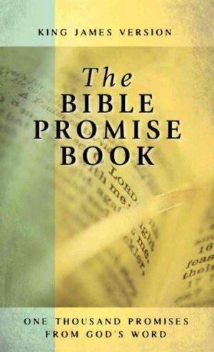Bible Promise Book KJV