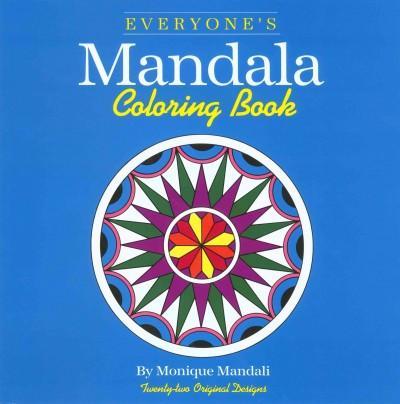 Everyone's Mandala Coloring Book