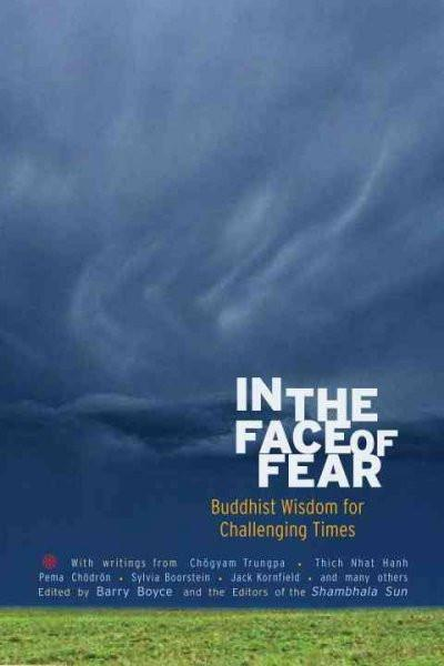 In the Face of Fear : Buddhist Wisdom for Challenging Times