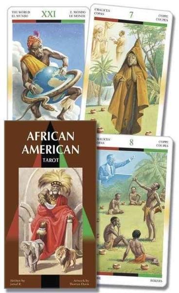 African American Tarot/ Afroamericano Tarot