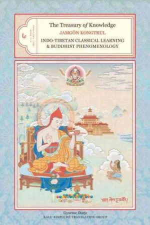 Treasury of Knowledge : Indo-Tibetan Classical Learning and Buddhist Phenomenology