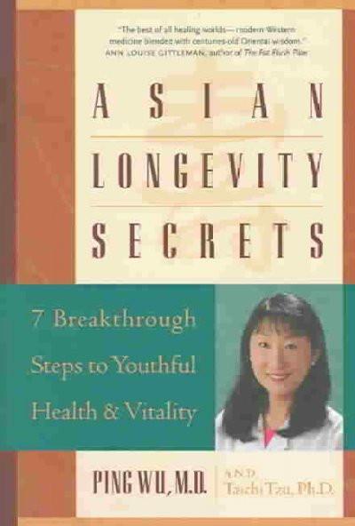 Asian Longevity Secrets