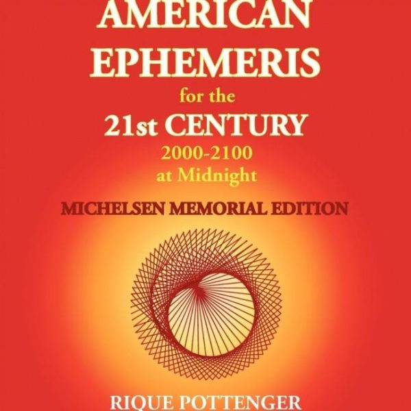New American Ephemeris for the 20th Century, 1900-2000 at Noon